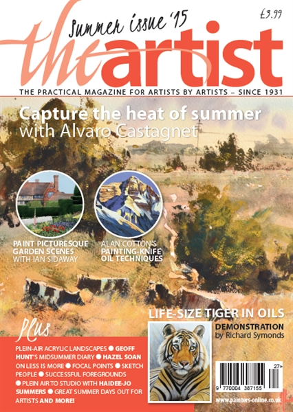 TheArtist Magazine Summer Issue, 2015