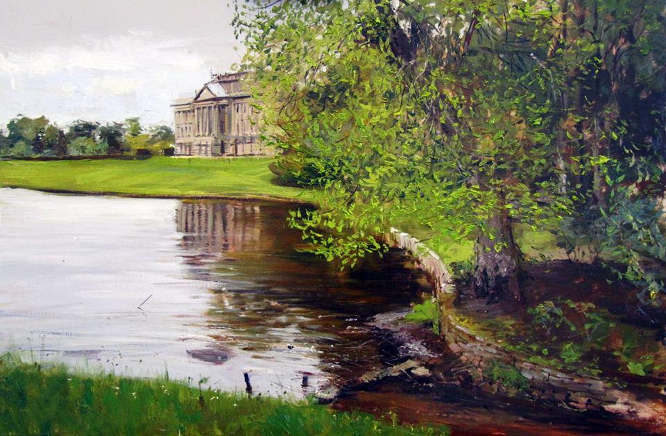 skyarts painting